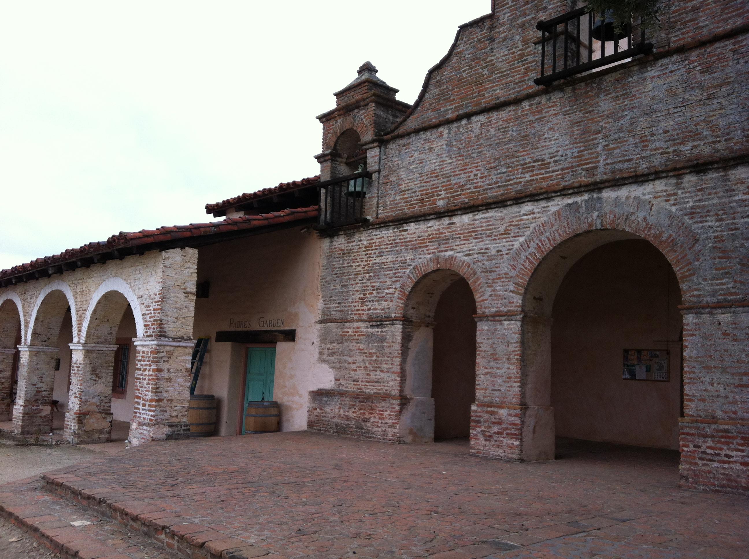 Gathering at Mission San Antonio de Padua | Santa Bárbara Mission ...