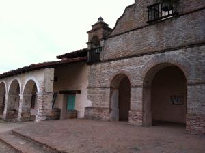 Mission San Antonio de Padua.