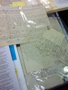 """More letters from the """"M"""" section of the De la Guerra Collection."""