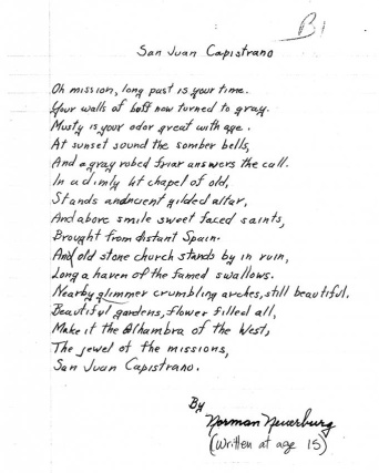 norman poem